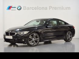 BMW Serie 4 420d Paquete deportivo M