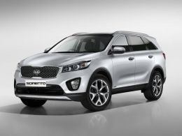 Kia Sorento 2.2 CRDi Emotion Auto 4x4 (Pack Luxury)