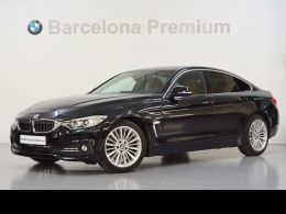 BMW Serie 4 420d Gran Coupe Linea Luxury