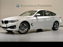 BMW Serie 3 318dA Gran Turismo Linea Sport segunda mano Barcelona