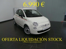 Fiat 500 segunda mano Lugo