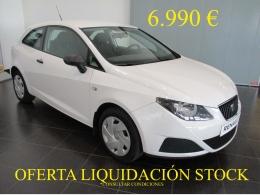 SEAT Ibiza segunda mano Lugo