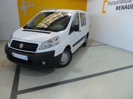 Fiat Scudo 1.6 MJT 90cv 10 Semiacrist. Corto 5/6 segunda mano Pontevedra