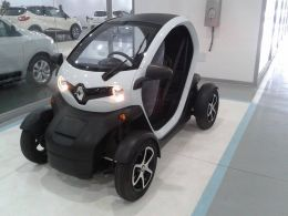 Renault Twizy Intens White 80