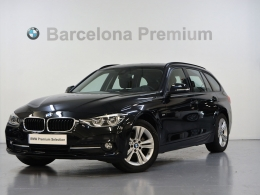 BMW Serie 3 316d Touring Linea Sport
