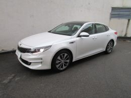 Kia Optima segunda mano Madrid