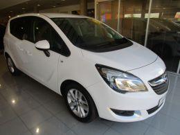 Opel Meriva segunda mano Madrid