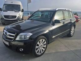 Mercedes Benz Clase GLK segunda mano Málaga