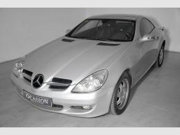 Mercedes Benz Clase SLK segunda mano Málaga