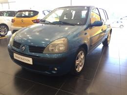 Renault Clio III segunda mano Cádiz