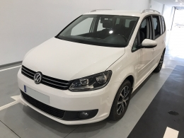 Volkswagen Touran segunda mano Cádiz