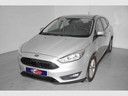 Ford Focus segunda mano Málaga