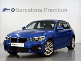 BMW Serie 1 116d Paquete Deportivo M segunda mano Barcelona
