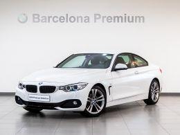 BMW Serie 4 418d Acabado Spot segunda mano Barcelona