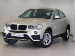 BMW X4 segunda mano Madrid