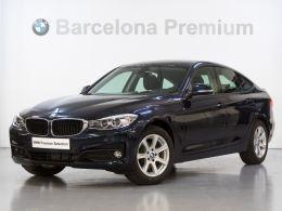 BMW Serie 3 318d Gran Turismo Acabado Advantage segunda mano Barcelona