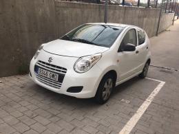 Suzuki Alto segunda mano Madrid