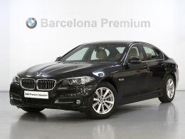 BMW Serie 5 segunda mano Barcelona
