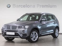 BMW X3 xDrive20d xLine segunda mano Barcelona
