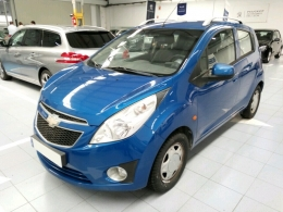 Chevrolet Spark segunda mano Cádiz