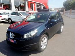 Nissan Qashqai segunda mano Málaga