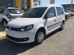 Volkswagen Caddy segunda mano Cádiz