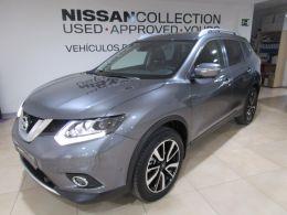 Nissan X-Trail segunda mano Madrid