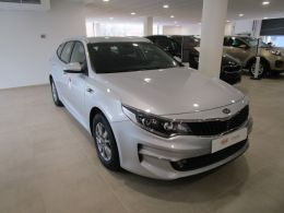Kia Optima SW segunda mano Madrid