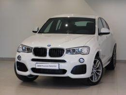 BMW X4 segunda mano Madrid