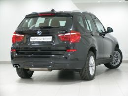 BMW X3 segunda mano Madrid