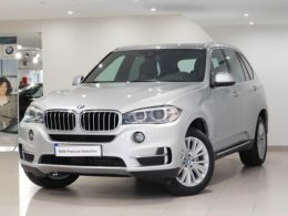 BMW X5 segunda mano Madrid