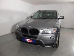 BMW X3 segunda mano Málaga