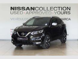 Nissan Qashqai 1.6 dCi XTRONIC TEKNA+ 130 CV segunda mano Madrid