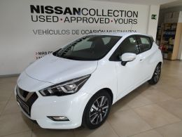 Nissan Micra segunda mano Madrid