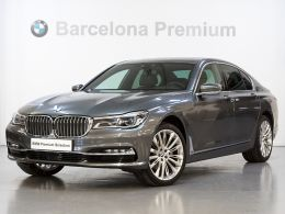 BMW Serie 7 segunda mano Barcelona