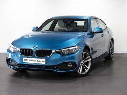 BMW Serie 4 420d segunda mano Madrid