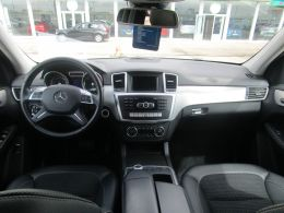 Mercedes Benz Clase M ML 250 BlueTEC 4MATIC segunda mano Madrid