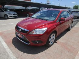 Ford Focus 2.0 TDCi CC Trend segunda mano Madrid
