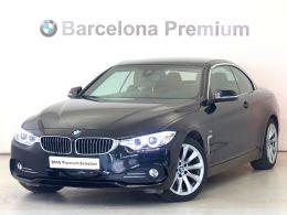 BMW Serie 4 420d CABRIO segunda mano Barcelona