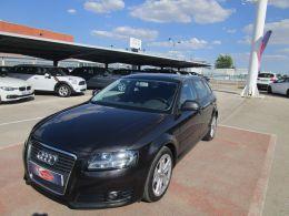 Audi A3 Sportback 2.0 TDI 140cv DPF Ambition segunda mano Madrid