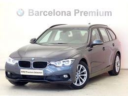 BMW Serie 3 318d Touring segunda mano Barcelona