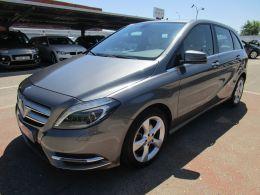 Mercedes Benz Clase B B 180 CDI BlueEFFICIENCY segunda mano Madrid