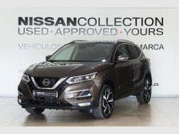 Nissan Qashqai dCi 96 kW (130 CV) Xtronic 4x2 TEKNA segunda mano Madrid