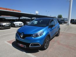 Renault Captur segunda mano Madrid