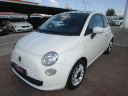 Fiat 500 1.4 16v 100 CV Pop segunda mano Madrid