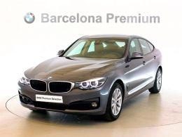 BMW Serie 3 318d Gran Turismo segunda mano Barcelona