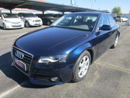 Audi A4 2.0 TDI 143cv DPF segunda mano Madrid