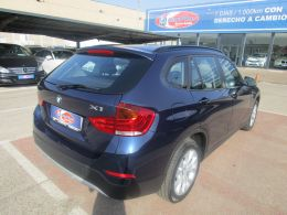 BMW X1 sDrive20d EfficientDynamics Edition segunda mano Madrid
