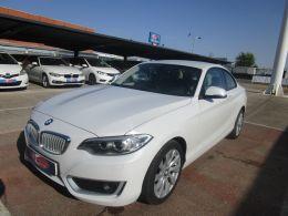 BMW Serie 2 218d segunda mano Madrid
