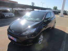 Ford Fiesta 1.6 TDCi DPF Econetic segunda mano Madrid